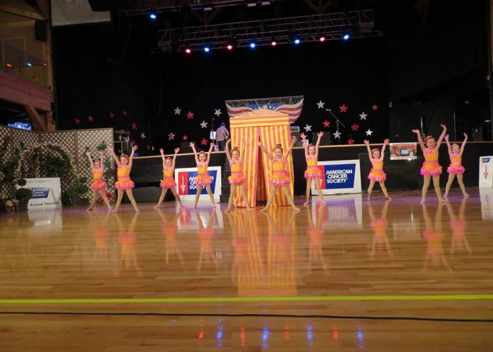 ACS dance telethon 9